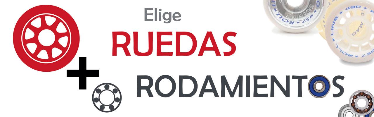 Rueda+Rodamiento