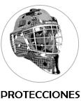 Protecciones Hockey HELYA-TDC